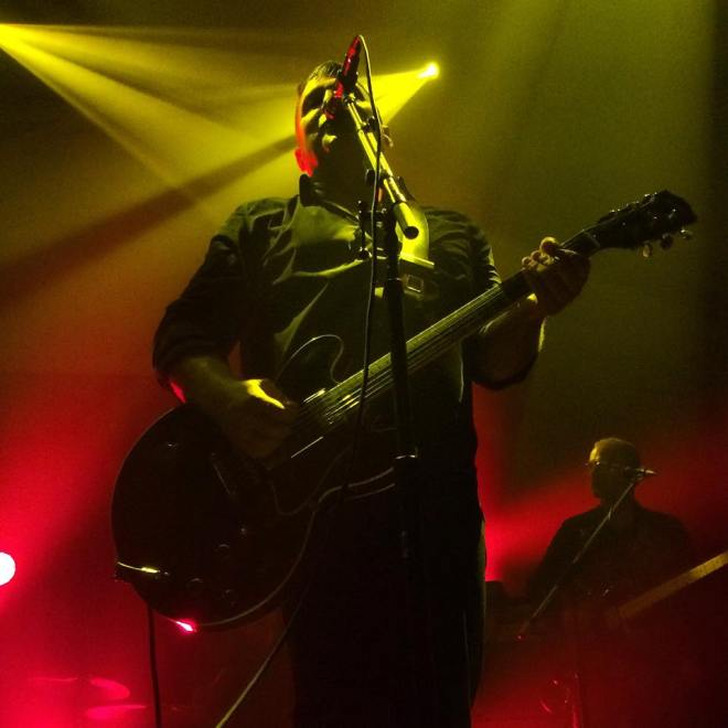 Greg Dulli, leader of Afghan Whigs
