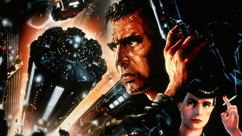 Blade Runner poster art