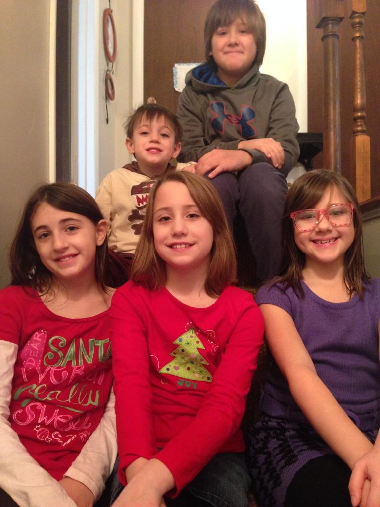 Xmas-cousins