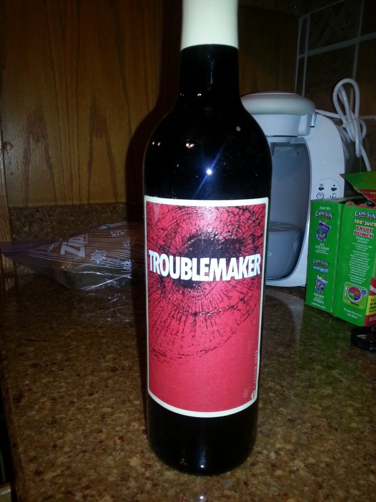 Troublemaker Red Wine