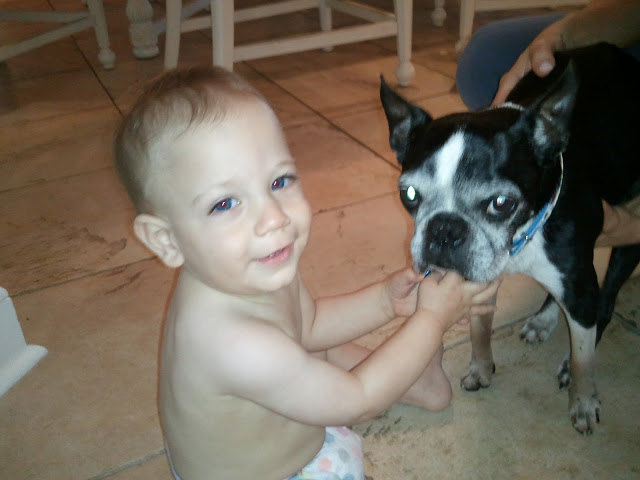 Buddy and Michael