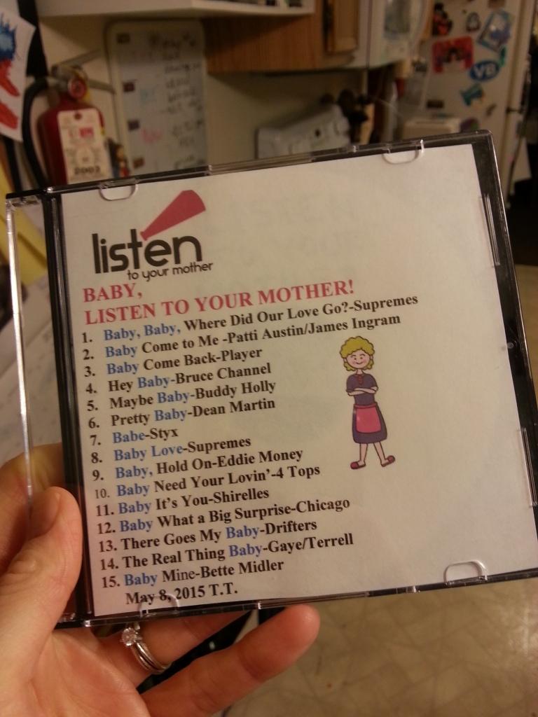 LTYM CD