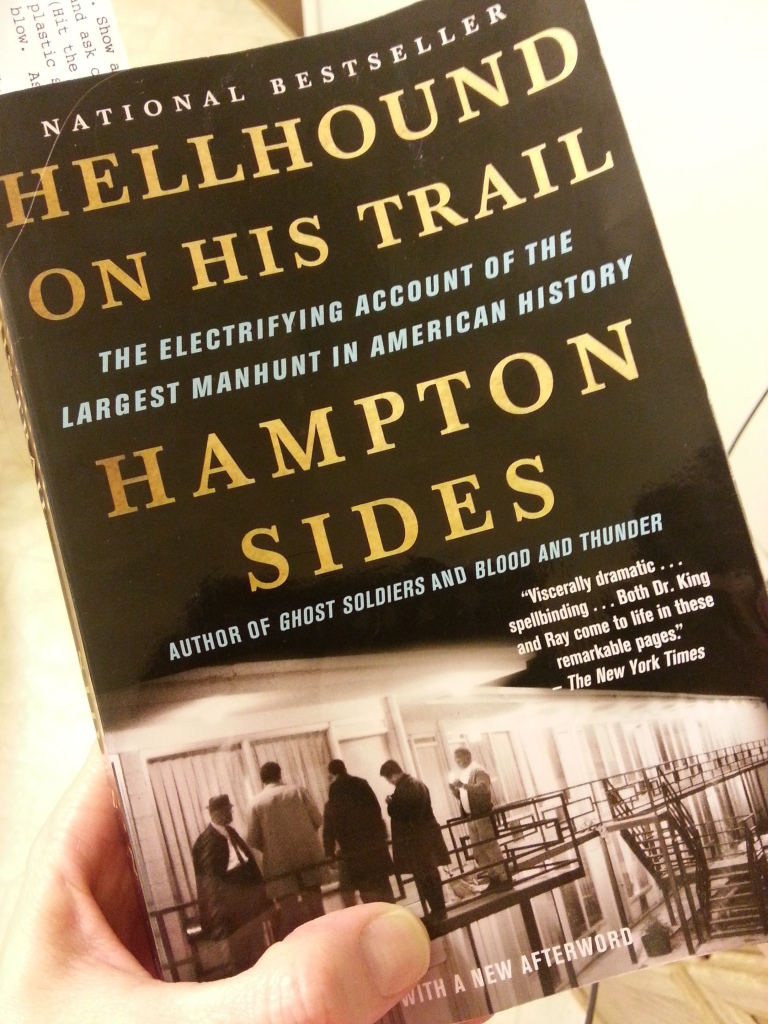 Hellhound on His Trail by Hampton Sides.