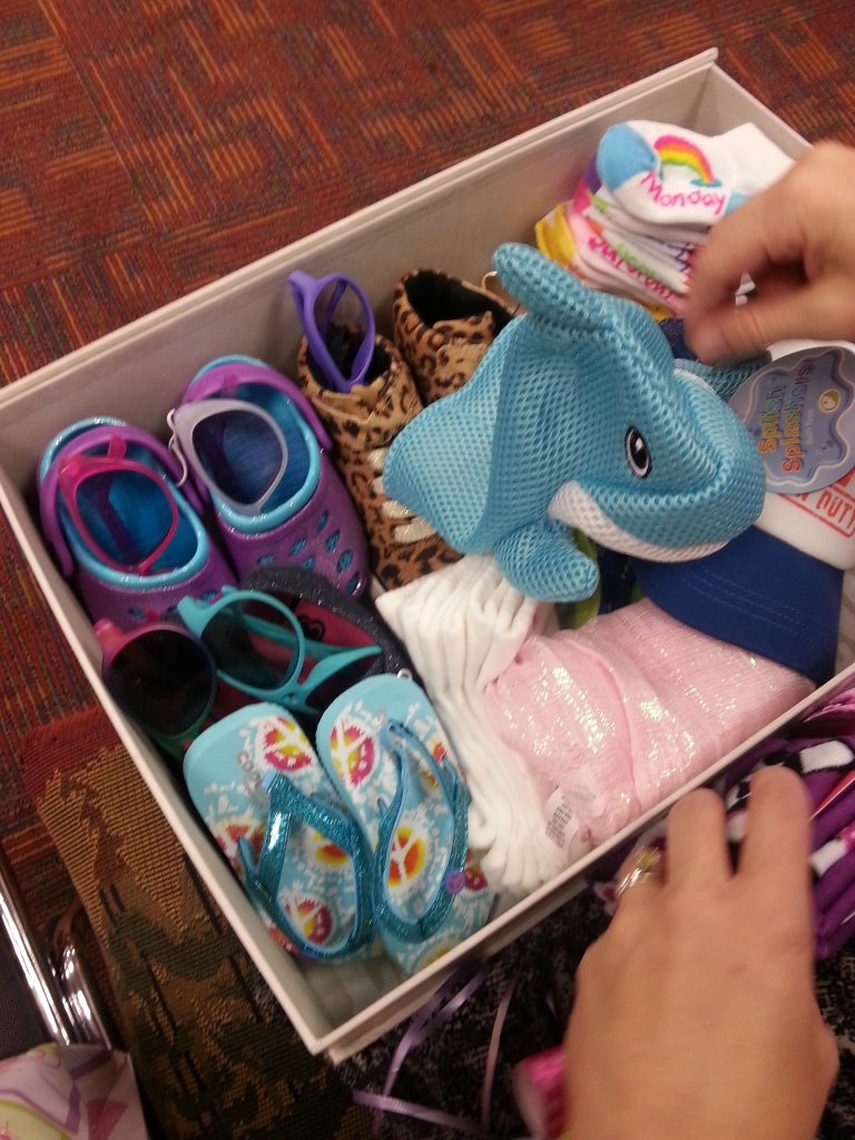 Baby shoes!